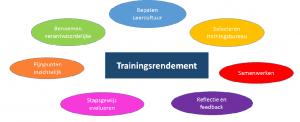 Trainingsrendement